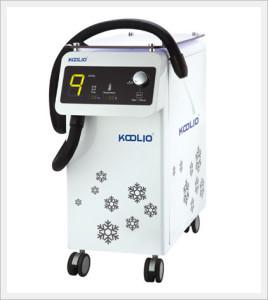 Koolio laser cooling system