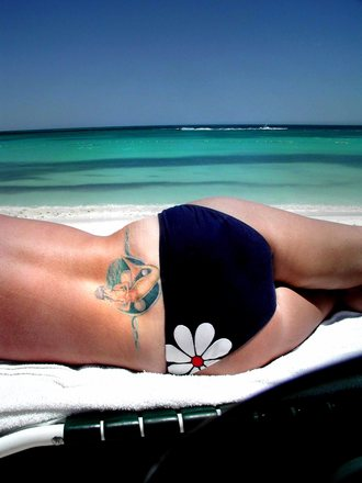 Sun, Sunscreen, and Tattoo Removal