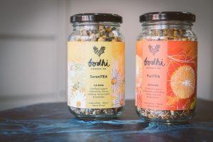 Renude Bodhi tea