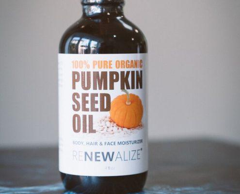 Renude Pumpkin seed oil