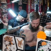 Australian tattoo expo conventions