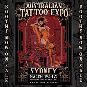 Australian Tattoo Expo Sydney