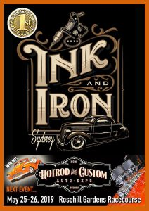 Ink and Iron Sydney