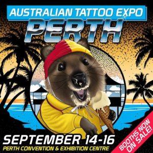 Australian Tattoo Expo Perth