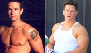 Mark Wahlberg's celebrity tattoo removal